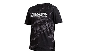 MAILLOT MANGAS CORTAS COMMENCAL BLACK