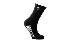 CALCETINES COMMENCAL BORDADOS NEGROS