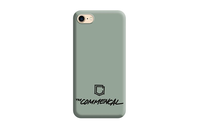 CARCASA COMMENCAL IPHONE 7/8/SE HERITAGE GREEN