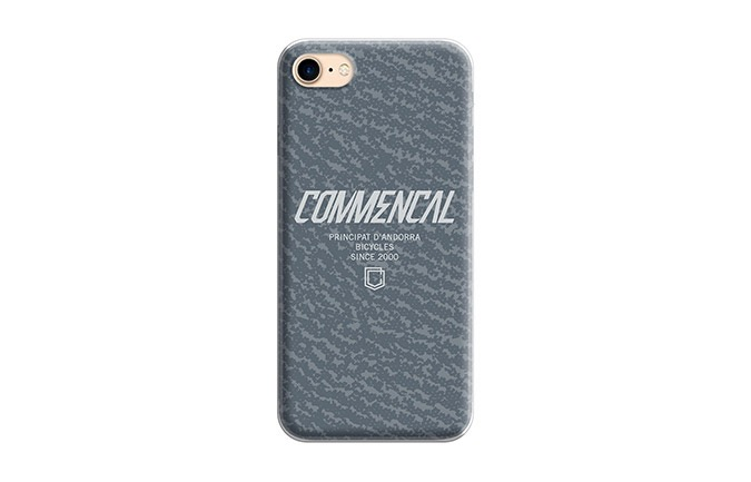 CARCASA COMMENCAL IPHONE 7 - 8 GRISE 2019