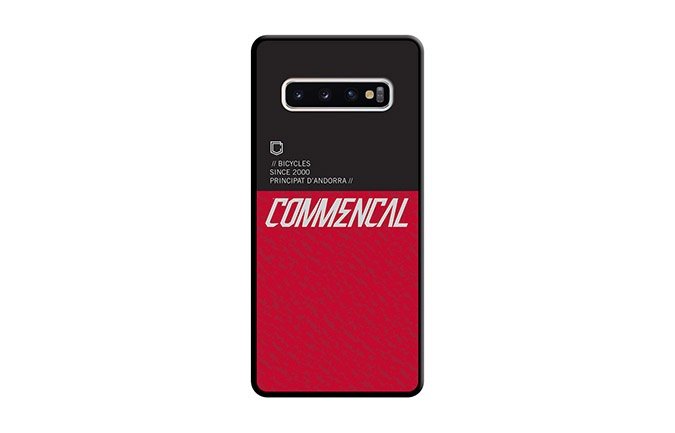 CARCASA COMMENCAL SAMSUNG 10 RED