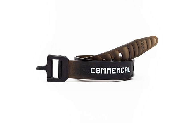 HELI STRAP COMMENCAL BLACK