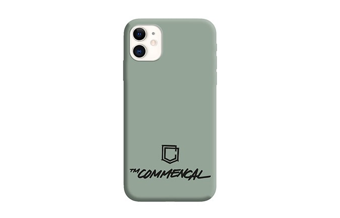 CARCASA COMMENCAL IPHONE 11 HERITAGE GREEN