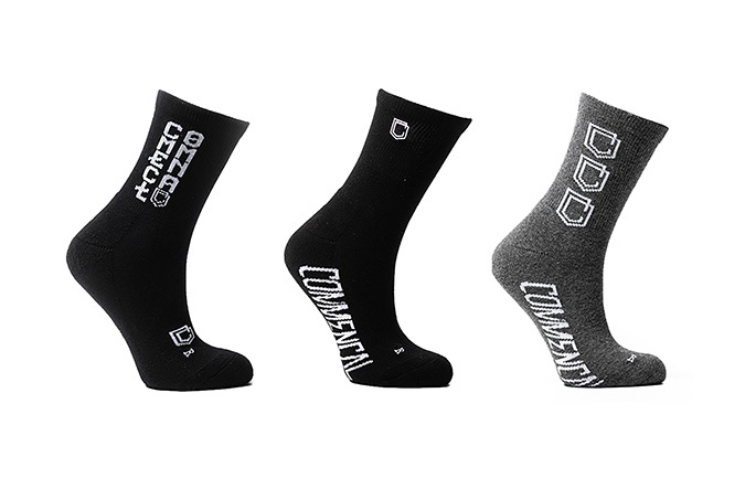 PACK 3 CALCETINES COMMENCAL