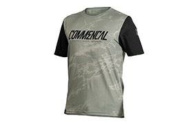 MAILLOT MANGAS CORTAS COMMENCAL HERITAGE GREEN