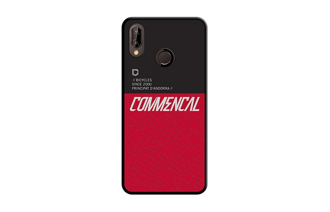 CARCASA COMMENCAL HUAWEI P20 LITE RED