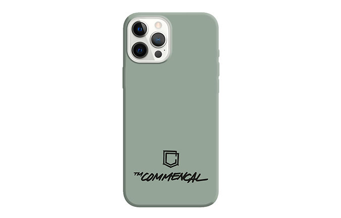 CARCASA COMMENCAL IPHONE 12 HERITAGE GREEN