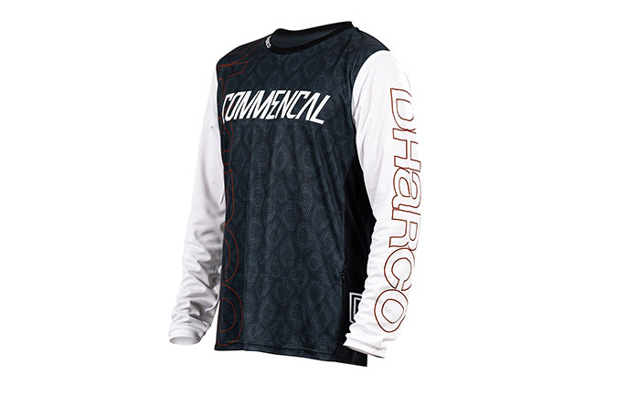 MAILLOT MANGAS LARGAS COMMENCAL/ DHARCO EDITION  RAMPAGE