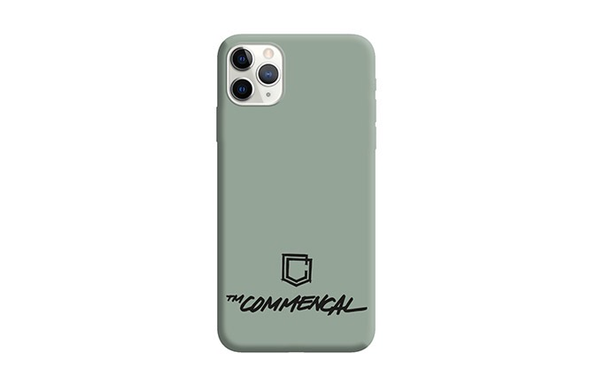 CARCASA COMMENCAL IPHONE PRO 11 HERITAGE GREEN